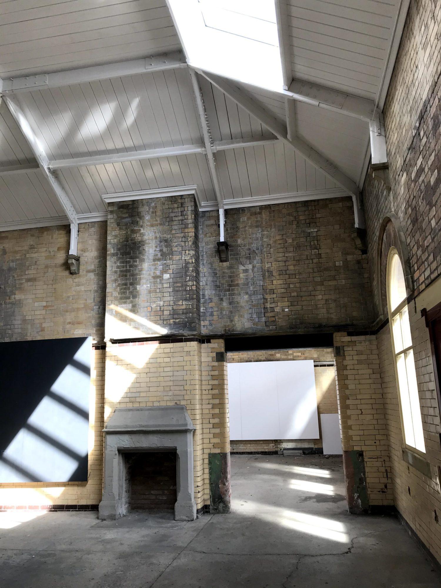 Old Parcels Office interior